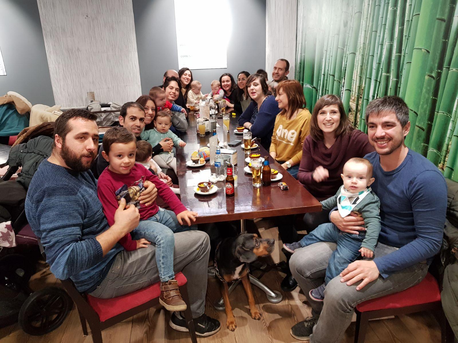 REUNION ESPONTANEA I3 MARZO 2018