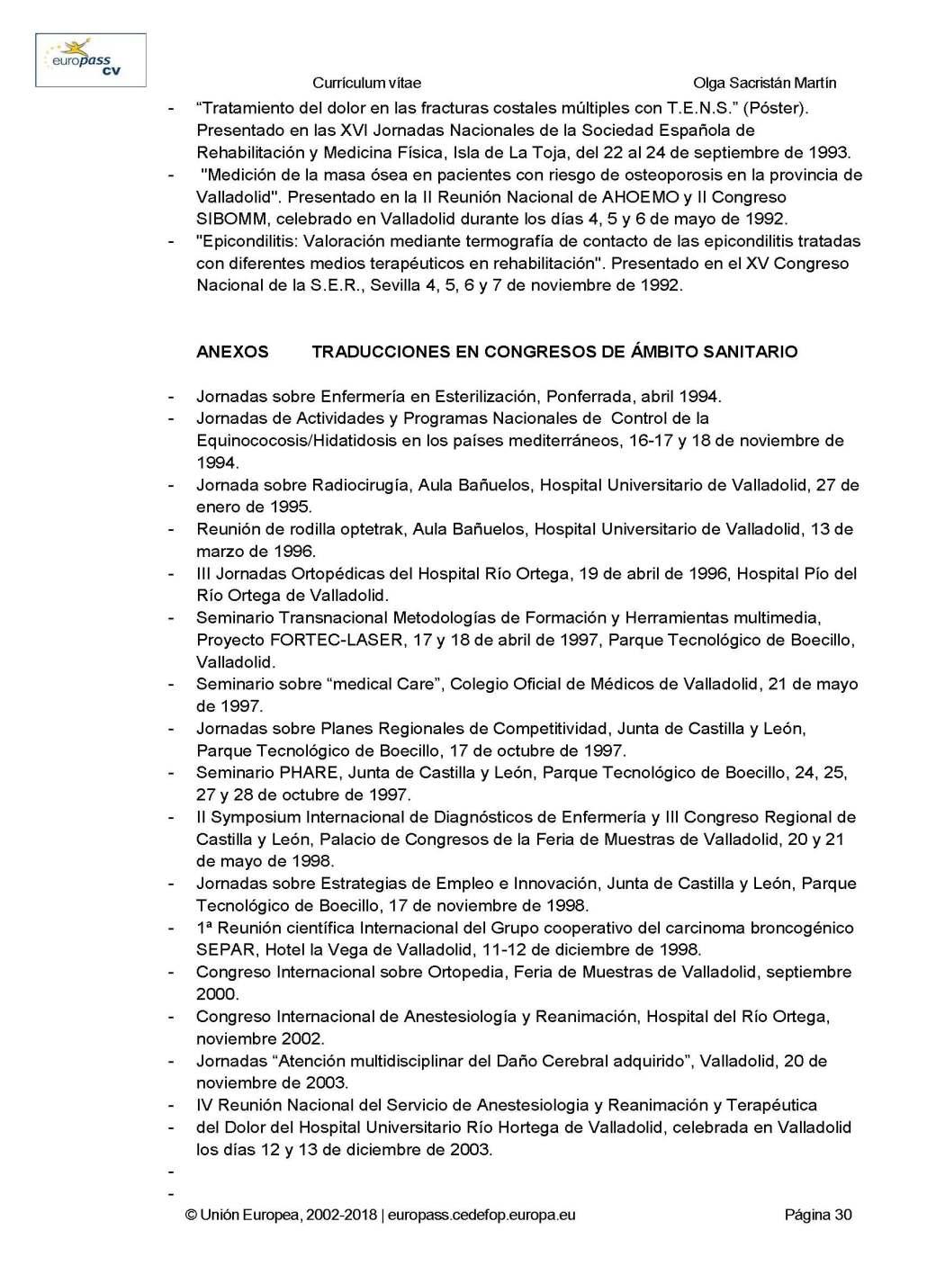 CURRICULUM EUROPASS DRA. OLGA SACRISTAN 2019_Página_30